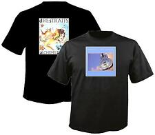 Tee Shirts New Unisex  NIRVANA  2 classic albums Nevermind & In Utero on 2 tees