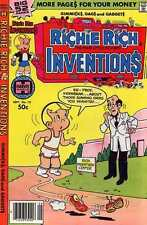 Richie Rich Inventions #10 in Very Fine condition