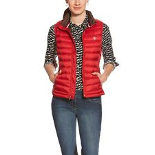 Ariat Ideal Down Riding Vest - Ladies - Black, Red or Champagne - Diff Sizes