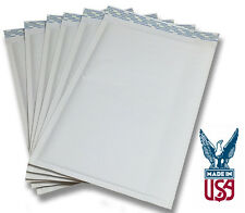 Size #00 5x9 Kraft White Bubble Mailers (SHIPS TODAY)