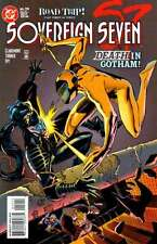 Sovereign Seven #12 in Near Mint condition