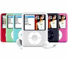 16gb or 32gb Slim Mp3 Player 1.8'' LCD Media Video Game Movie Radio FM MP4
