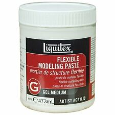 Liquitex Professional Flexible Modeling Paste Medium, 473 ml