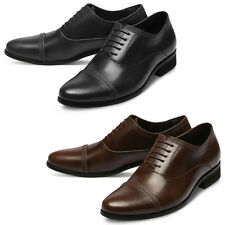 Mooda Mens Leather Shoes Classic Formal Oxfords Dress Shoes Rone UK