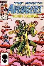 Avengers (1963 series) #251 in Very Fine + condition