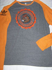 Adidas Originals Men's Oregon State University Beavers College Vault Shirt NWT