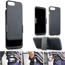 For Apple iPhone 7/7 Plus  Holster Case Cover Belt Clip +Stand phone accessory