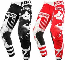 Fox Racing Mens FlexAir Union MX Motocross Riding Pants CLOSEOUT