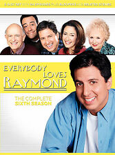 Everybody Loves Raymond: The Complete Sixth Season 6 - Ships within 12 hours!!!