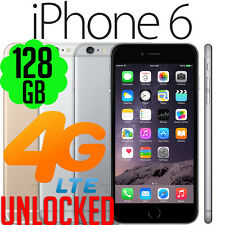 Apple iPhone 6 128GB UNLOCKED Space Grey Black Gold Mobile Smartphone Phone 64GB