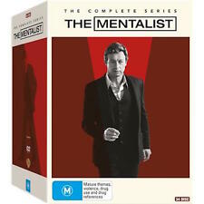 The MENTALIST : Complete Series : SEASONS 1 - 7 : NEW DVD Box Set
