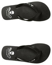 New Kustom Boys Kids Boys Sea Shepherd Thong Rubber Children Boys Shoes Black