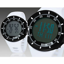OHSEN Mens Digital LED Date Alarm Multifunction Military Sport Watch Waterproof