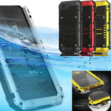 Luphie Waterproof Shock Proof Gorilla Glass Metal Case Cover For iPhone 7 7 Plus