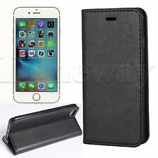 Newest Luxury Magnetic PU Leather Flip Wallet Stand Case Cover For iPhone 7 Plus