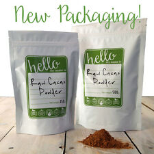 Organic Raw Cacao / Cocoa Powder | 100g, 250g, 500g, 1kg | High Quality Peruvian