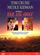 Far and Away (DVD, 1998, Subtitled Spanish) New/Sealed