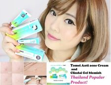 Tomei Anti acne Cream and Clindai Gel blemish Facial Treatment All Skin Types