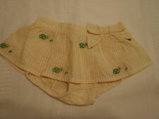 GYMBOREE Daisy Turtles Size 0 3 12 18 24 Month Choice Skirted Bloomer NWT