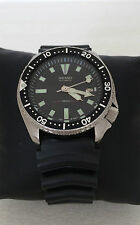 Seiko diver 7002 7000 A1 on aftermarket Z22 style strap. 1995 vintage