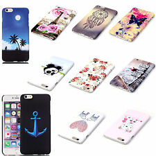 New Hard Plastic Phone Skin Protector Cover Case For Apple iPhone 6 Plus 5 5S 5C