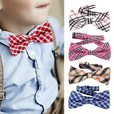 Children Kids Boys Toddler Infant Bowtie Pre Tied Wedding Party Bow Tie Necktie