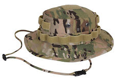 tactical military boonie hat multicam camo camouflage rip stop rothco 5689