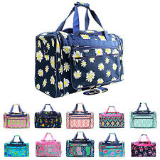 "20"" Duffle Gym Bag Sports Carry On Travel Tote Kids Boys Girls Luggage"