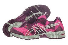 Asics Gel-Noosa Tri 8 T356Q-3701 Mesh Pink Running Shoes Medium (B, M) Womens