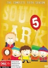 SOUTH PARK : SEASON 5 : NEW DVD
