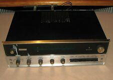 HH SCOTT Stereomaster 388-B  AM/FM STEREO TUNER AMPLIFIER, parts or repair
