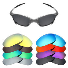 MRY POLARIZED Replacement Lenses for-Oakley Juliet Sunglasses - Option Colors