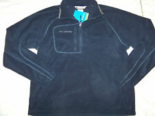 Columbia Men's Fleece Western Trek Half Zip Pullover NWT