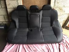 Rover 75 Contemporary Black Dark Grey Full Interior Front And Rear Back Seats