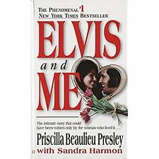 Elvis and Me Presley, Priscilla (Author)
