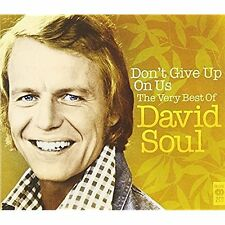 Don't Give Up On Us: The Very Best Of David Soul David Soul Audio CD