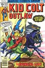 Kid Colt Outlaw #222 in Fine + condition. FREE bag/board