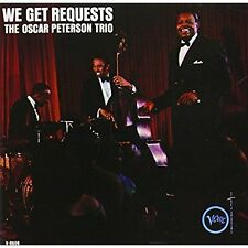We Get Requests The Oscar Peterson Trio Audio CD