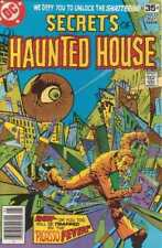 Secrets of Haunted House #11 in Fine + condition. FREE bag/board
