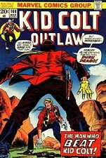 Kid Colt Outlaw #168 in Fine - condition. FREE bag/board