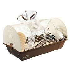 Liberta Riviera Genoa II Arched Hamster Cage with Tubes