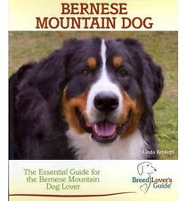 NEW Bernese Mountain Dog : A Practical Guide for the Bernese Mountain Dog Lover