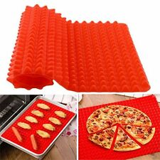 Healthy Homewares Silicone Baking Sheet Non-Stick Cooking Mat Oven Tray Liner FE