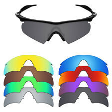 MRY Replacement Lenses for-Oakley M Frame Hybrid Sunglasses - Option Colors