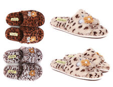 Ladies Luxury Spa Slippers or Flip Flops Size 3 to 8 UK  SOFT FLEXIBLE HARD SOLE