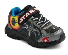 Disney STAR WARS Toddler Boys/Girls Light Up Sneakers Shoes - NEW