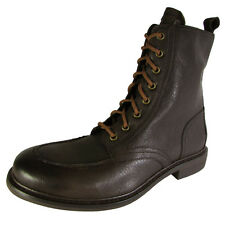 Cole Haan Mens Jameson Lace II Waterproof Leather Boot Shoes