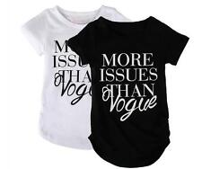 Clothes Tops Casual Toddler T-shirt Blouse Baby Girls Short Sleeve Kids