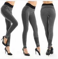 Womens Compression Trousers Wear New Workout Fitness Leggings Yoga Pants Gym