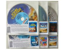 6 x Blu Ray DVDs Films Ex Rental Movie Package Collection (D24)